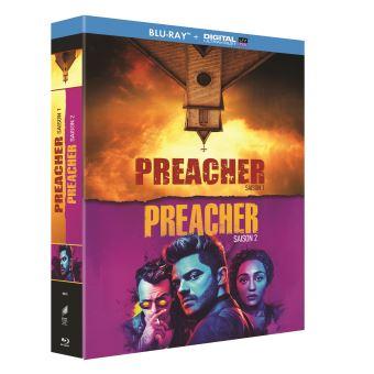 PreacherPreacher Saison 1 et 2 Blu-ray