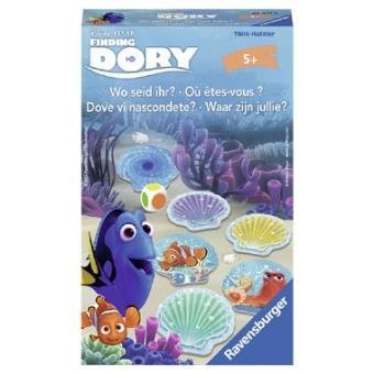 Disney Finding Dory Waar zijn jullie?