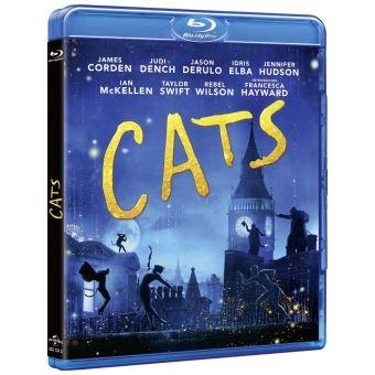 Cats Blu-ray
