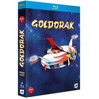 GoldorakGoldorak Coffret Volume 1 Blu-ray