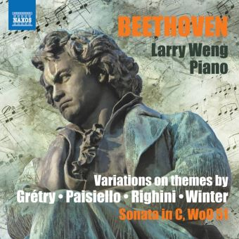VARIATIONS ON THEMES BY GRÉTRY, PAISIELLO