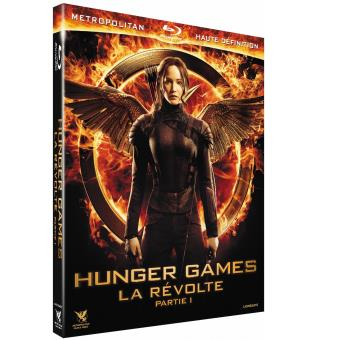 Hunger GamesHunger Games - La Révolte : Partie 1 Blu-ray
