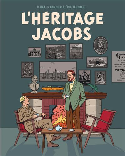 L'heritage jacobs - Tome 9