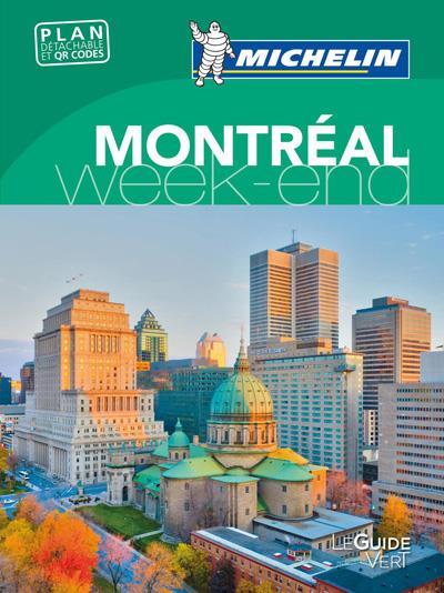 Guide Vert Week-end Montréal