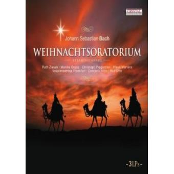 Oratorio de Noël DVD
