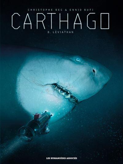 Leviathan : Carthago / Christophe Bec |