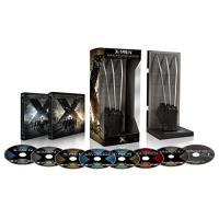 Coffret X-Men Wolverine L'intégrale des 7 films Edition limitée Blu-ray