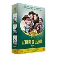 Coffret Acteurs de légende Volume 5 DVD
