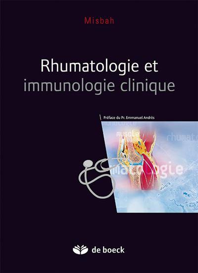 Rhumatologie et immunologie clinique (Masterclass)