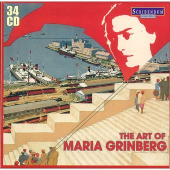 The Art Of Maria Grinberg