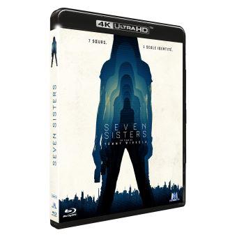 Seven Sisters Blu-ray 4K Ultra HD