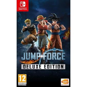 Jump Force Deluxe Edition NL SWITCH