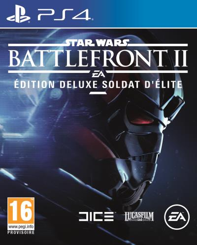 Star Wars Battlefront II Elite Trooper Edition Deluxe PS4
