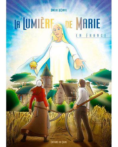 La lumière de Marie en France bd