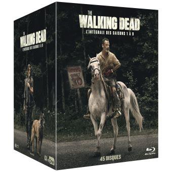 The Walking DeadCoffret The Walking Dead Saisons 1 à 9 Blu-ray