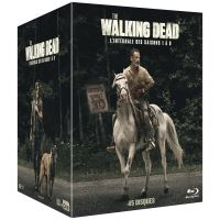 Coffret The Walking Dead Saisons 1 à 9 Blu-ray