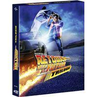 Coffret Retour vers le futur La Trilogie DVD