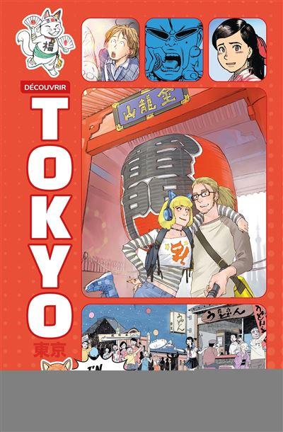 Guide de Tokyo en Manga