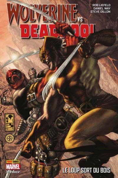 Wolverine vs Deadpool - Le loup sort du bois - 9782809472103 - 19,99 €