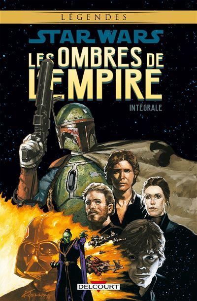 Les Ombres de l'Empire L'intégrale