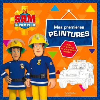 Sam le pompierSam le pompier - Mes premières peintures