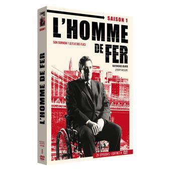 L'Homme de ferL'Homme de fer L'intégrale de la Saison 1 DVD