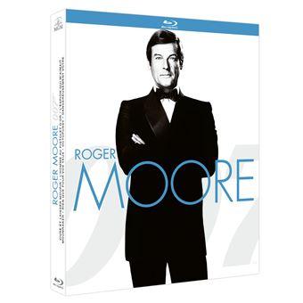 James BondCoffret Roger Moore La Collection James Bond 007 7 Films Blu-ray