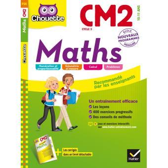 Maths CM2 Cycle 3 Workbook