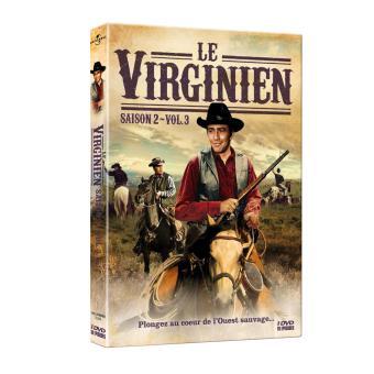 Le VirginienLe Virginien Saison 2 Volume 3 DVD