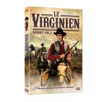 Le Virginien Saison 2 Volume 3 DVD