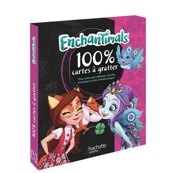 EnchantimalsEnchantimals - Mon coffret 100% cartes à gratter