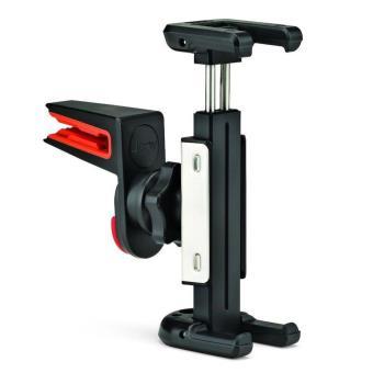 Support voiture Joby GripTight Vent Clip XL Noir pour Smartphone