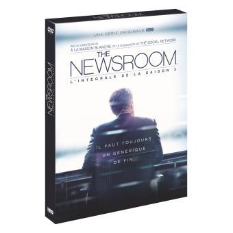 The NewsroomL'intégrale de la Saison 3 - DVD