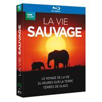 Coffret La vie sauvage Blu-ray