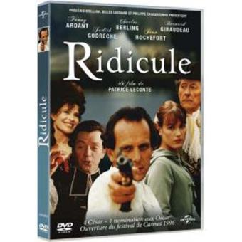 Ridicule DVD