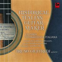 Historical Italian Guitar Maker Liuteria Chitarristica