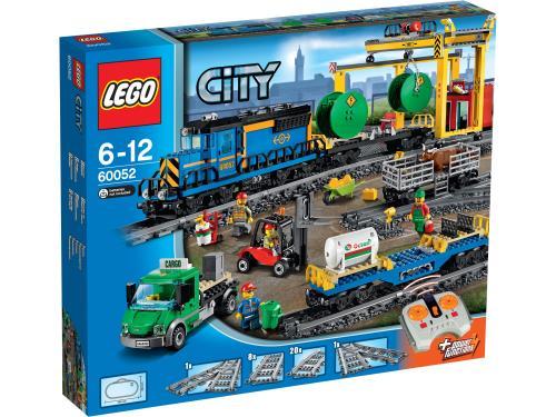 LEGO® City 60052 Le train de marchandises