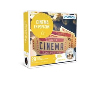 VIVABOX NL CINEMA EN POPCORN