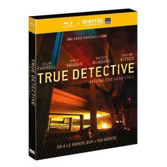 True DetectiveTrue Detective Saison 2 – Blu-ray
