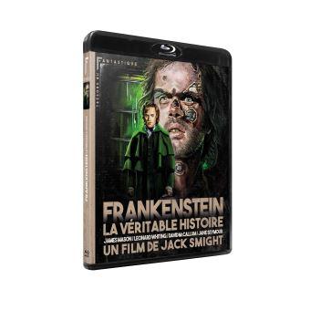 Frankenstein, La véritable histoire Blu-ray