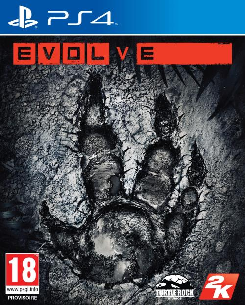 Evolve Day One Edition PS4