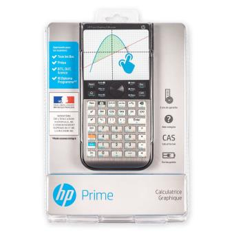 Calculatrice Graphique HP Prime Mode Examen