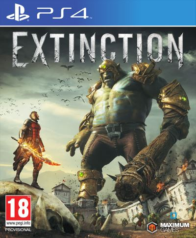 Extinction PS4