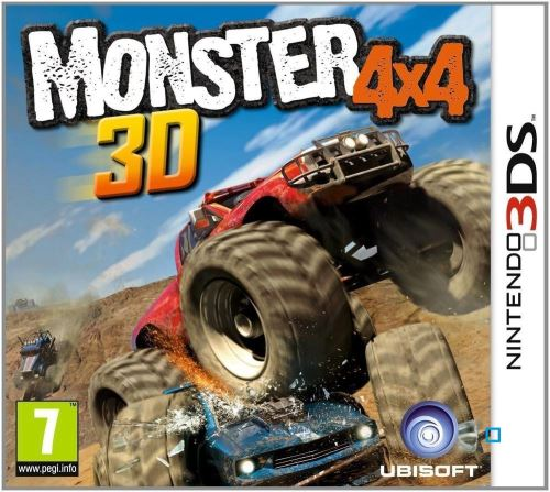 Monster Truck 4X4 Nintendo 3DS