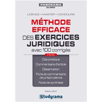 méthodologie dissertation droit constitutionnel assas