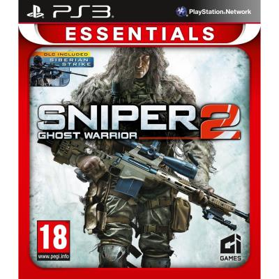 Sniper : Ghost Warrior 2 Essentials PS3 - PlayStation 3