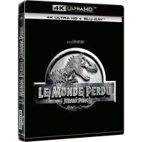 Jurassic Park Le monde perdu Blu-ray 4K Ultra HD