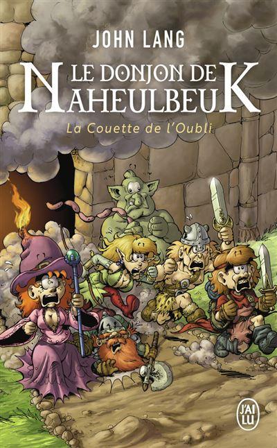 """OEuvre emblématique de la fantasy à quête et à petites bébêtes, """"""""La Couette de l'oubli"""""""" a tout pour séduire les lecteurs. Pour commencer, une bande d'aventuriers kidnappés dans une partie de jeu de rôles, donc une elfe (à forte poitr"""