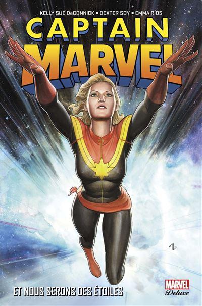 Captain Marvel T01 : Et nous serons des étoiles