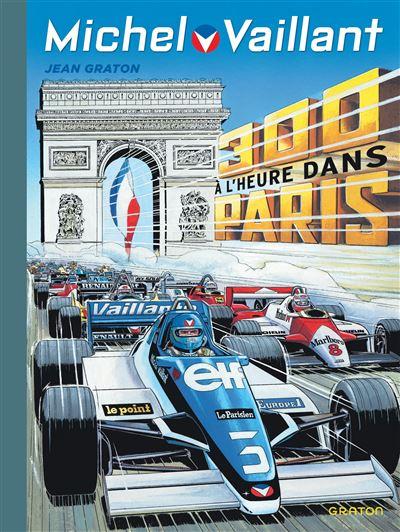 300 à l'heure dans Paris